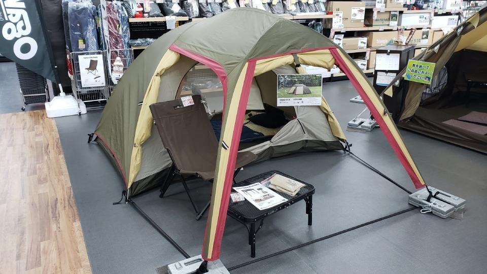前室の広いテントを考える2019 ~ソロキャン編~|ちばんぶー9の備忘録